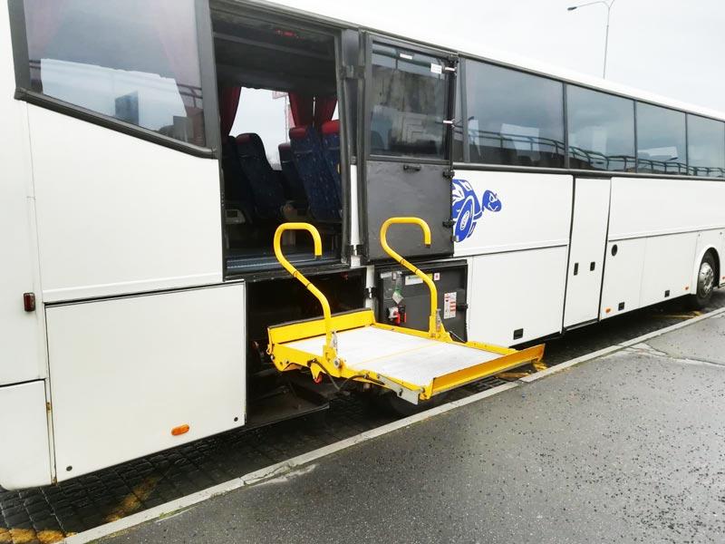 Autokar   Liberecká autobusová doprava Jiří Michalů